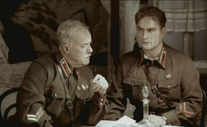 Станислав Говорухин и Александр Балуев