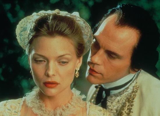 виконт де вальмон и мадам де турвель