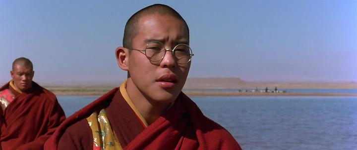 Тензин Тхутхоб Царонг — Далай-лама (взрослый)