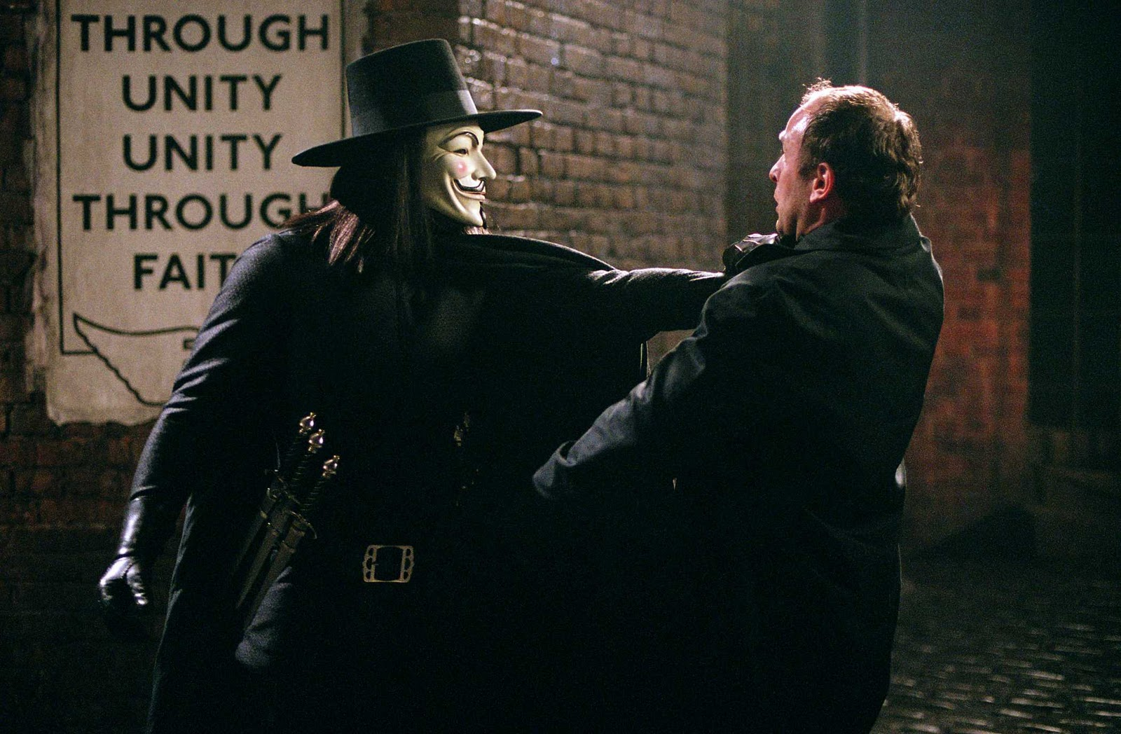 V for vendetta 2005
