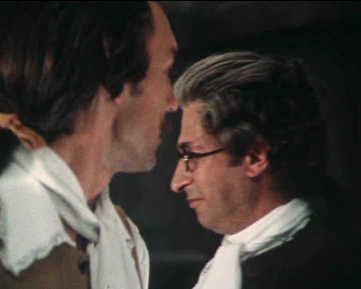"""Янковский и Кваша в """"Том самом Мюнхгаузене"""", 1979"""